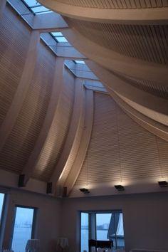 Utzon Center, Jørn Utzon | Aalborg | Denmark | MIMOA