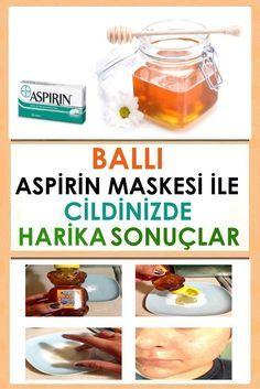 Ballı Aspirin Maskesi Tarifi