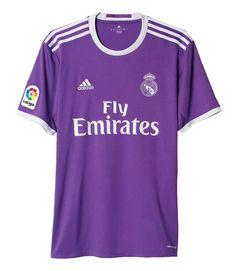 b3a0f4791 adidas Real Madrid Away Jersey køb og tilbud