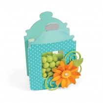 Candy Jar Favor Box