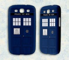 tardis phone case samsung galaxy s3 - Google Search