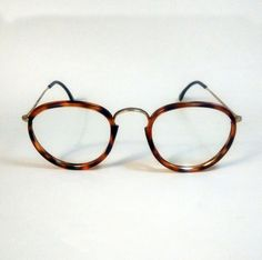 Occhiali Rotondi 903  taglia S/M  forma Pantos  di BertolaVintage