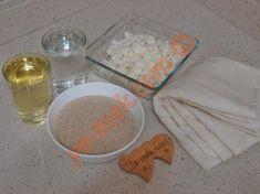 Hazır Yufkadan Peynirli Kruvasan Börek İçin Gerekli Malzemeler Bread, Food, Brot, Essen, Baking, Meals, Breads, Buns, Eten
