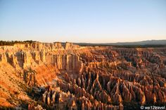 sunrise point in bryce  And how to spend 24 hours in Bryce