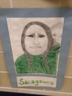 People in history. 5th grade 2015 art.