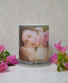 The personalized candle evokes a nostalgic and classical sentiment, adding a stately air to the room. All you need to do is send in your picture to be printed at aurocandles@yahoo.in .