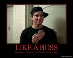 Ghost Adventures: Zak Bagans the Cookie Boss