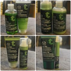 Body Shop Tea Tree Collection Review