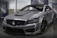 CLS63 AMG by GSC
