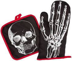 X-Ray Skeleton Kitchen Set