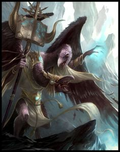 Dive into the fantasy art of Mike Daarken Lim, who's worked for projects as World of Warcraft TCG, Warhammer Online: Age of Reckoning, Magic: The Gathering