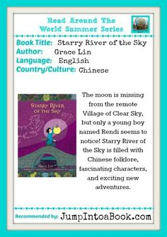 Read Around the World Summer Series: Starry River of the Sky - Jump Into A Book