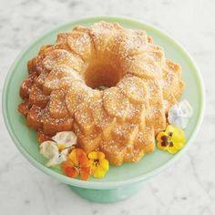 Recipes   Lady Bird's Famous Lemon Bundt Cake   @surlatable