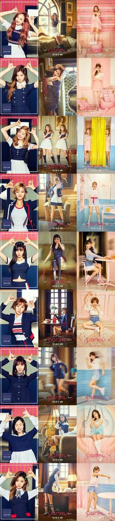 Twice Signal Teaser Pics Kpop Girl Groups, Korean Girl Groups, Kpop Girls, K Pop, Signal Twice, Bts Group Picture, Twice Group, Warner Music, Twice Fanart