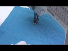 Beginner Free Motion Quilting Stippling - Quilting Basics Tutorial #7 with Leah Day - YouTube