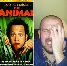 Phil watches THE ANIMAL #Netflix