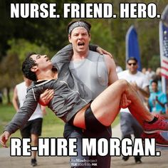 Rehire Morgan!