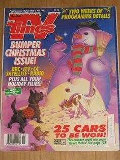 the tv times magazine - Google Search Vintage Tv, Vintage Magazines, Christmas Past, Vintage Christmas, Rover Metro, Tv Times, Time Magazine, My Youth, Old English