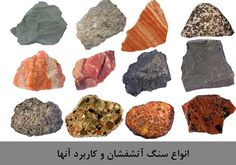 List of all Igneous, Sedimentary, and Metamorphic Rock Types with Pictures and Links to Specific Articles about each Type of Rock. Pumice, Prehistory, Rocks And Minerals, Fossils, Color Combos, Just In Case, Antiques, Stones, Sedimentary Rock