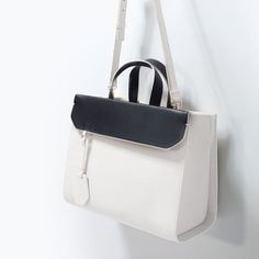 ZARA - WOMAN - EVERYDAY CITY BAG