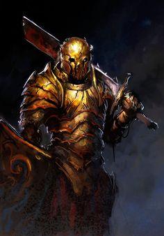 Dead Knight by dleoblack on deviantART