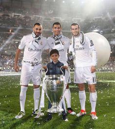 Real Madrid: Cristiano ficha a un nuevo miembro para la BBC - AS.com