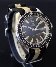 Omega Seamaster Ref. 165024 Automatic