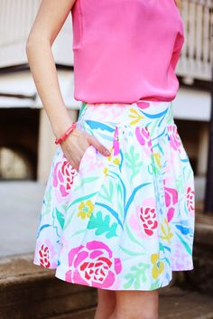 A summer favorite from Southern Tide! #CCprep