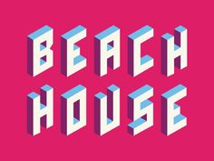 Beach House WIP by Patrick Moriarty