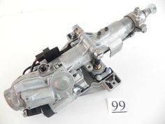 2002 MERCEDES C320 C230 POWER STEERING WHEEL COLUMN ACTUATOR A2034620105 573 #99