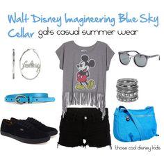 """Walt Disney Imagineering Blue Sky Cellar"" by thosecooldisneykids on Polyvore"