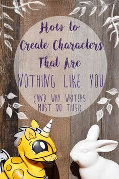 Creating characters that we cannot relate with is vital to improving our story-crafting ability. How so? And how do we create an organic representation readers will believe in?