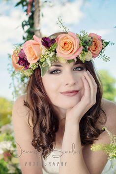 Froyle Park Wedding - Themed boho bridal shoot