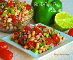 Black-Eyed Pea Salad Recipe