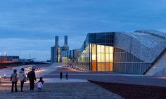 Cidade da Cultura (Santiago de Compostela). Arquitectura moderna. #Galicia