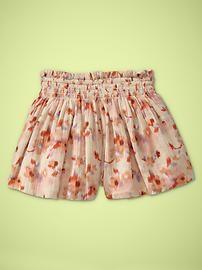 Very Homemade: Easy Breezy Shirred Summer Shorts Tutorial