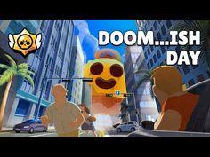 Brawl Stars: Doom...ish Day - YouTube Boom Beach, The Big Boss, Star Wallpaper, Star Work, More Fun, Most Beautiful Pictures, Animation, Fan Art, Stars