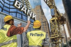 Fintech Companies Disrupting Finance Creating Bank of Tomorrow
