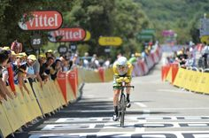 Stage 13. Bourg-Saint-Andéol to La Caverne du Pont-d'Arc. Rohan Dennis.