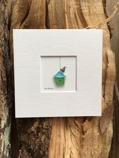 A personal favorite from my Etsy shop https://www.etsy.com/ca/listing/487372928/5-by-5-mini-pebble-art-by-sharon-nowlan