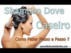 SHAMPOO DOVE CASEIRO Liberado para LOW POO - VENHA APRENDER !  https://youtu.be/G55TiMC-NmA