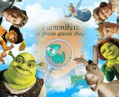 Fiammifero e Shrek