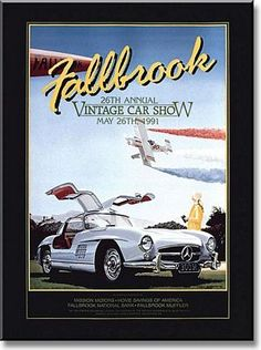 mercedes benz vintage posters - Google Search