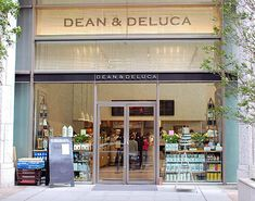 Dean & DeLuca is a chain of upscale grocery stores. The first one was established in New York City's SoHo district by Joel Dean, Giorgio DeLuca and Jack Ceglic.