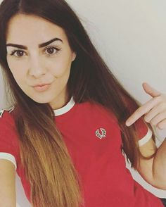 Fred Perry Girls 1557