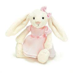 "Jellycat Bella Bunny Ballerina 9"""""