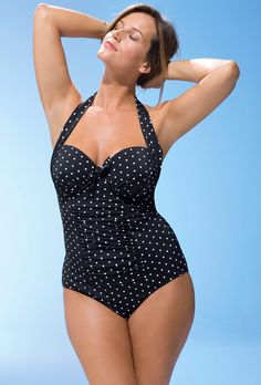 a405b40243 30 Best Plus Size Underwire Swimwear images | Plus size underwire ...