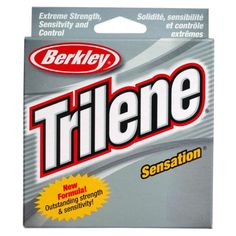 Berkley Trilene Cold Weather Ice Fishing Line 10 LB Test 110 Yards Electric Blue for sale online Fly Fishing Tips, Fishing Line, Ice Fishing, Best Fishing, Fishing Reels, Fishing Tackle, Walleye Fishing, Fishing Shop, Fishing Tricks