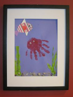 Summer fun, lesson on the number 8, Octopus, sea life etc