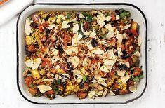 Indian salad with cauliflower & sweet potato (gluten free) | Nourish magazine Australia